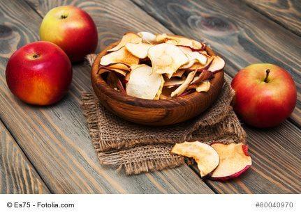 Super Äpfel trocknen – so gelingen auch Ihnen köstliche Apfelringe JZ35