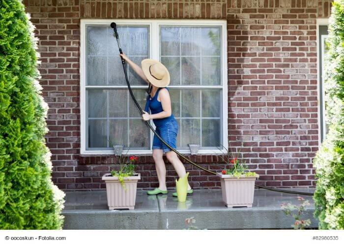 Fensterrahmen Reinigen So Werden Sie Schmutz Und Flecken Los